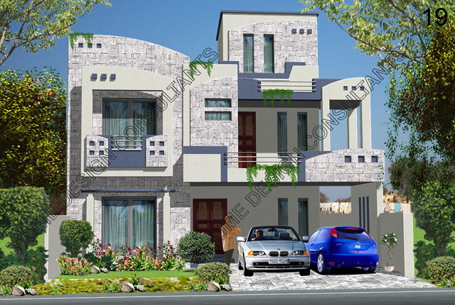 Elevations  ..:: Home Design Consultants ::..