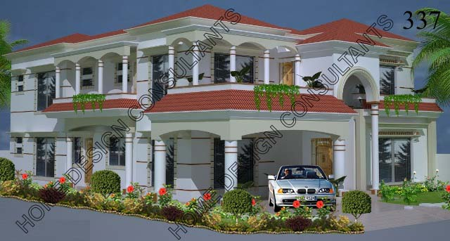 Indian Home Design In 1350 Sqft By Aetlier Design Consultant